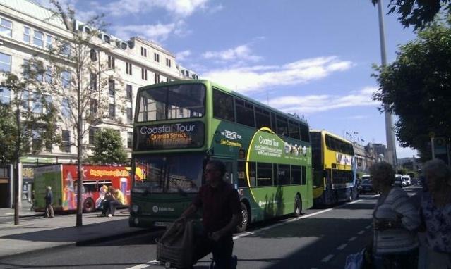 Dublingreenbus