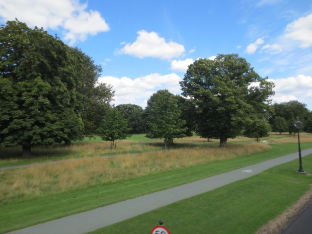 Phoenix Park - old, royal hunting reserve, twice the size of Central Park in NY
