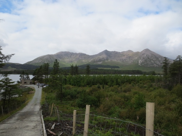 Driving to (and in) Connemara