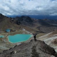 The Tongariro Alpine Crossing for dummies