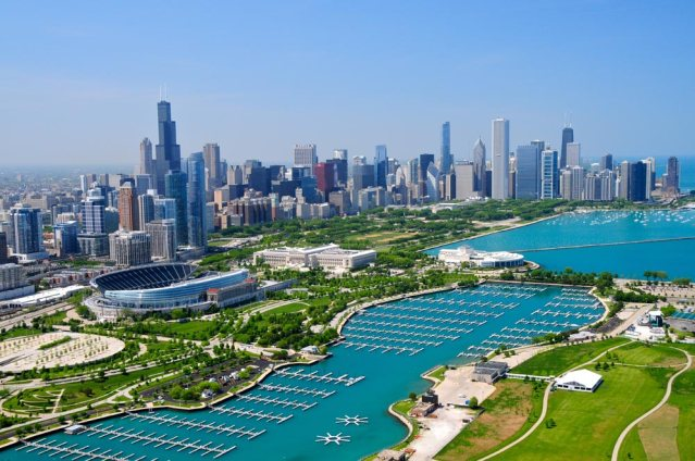 7. stop: CHICAGO