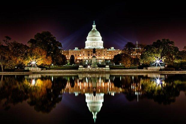 2. stop: WASHINGTON DC