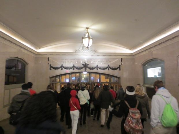 Kacqueline Kennedy Onassis Foyer