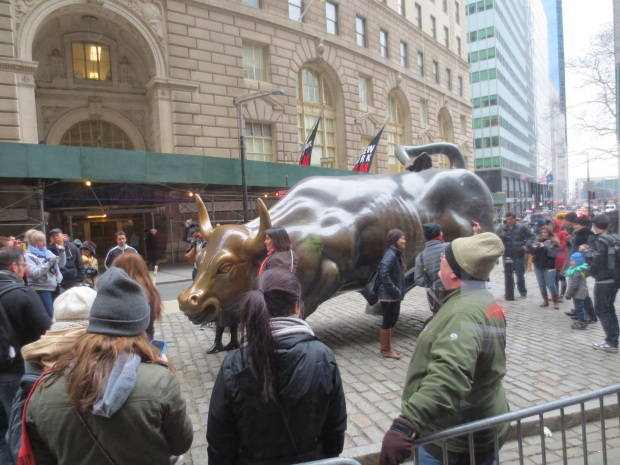 Th Wall Street Bull