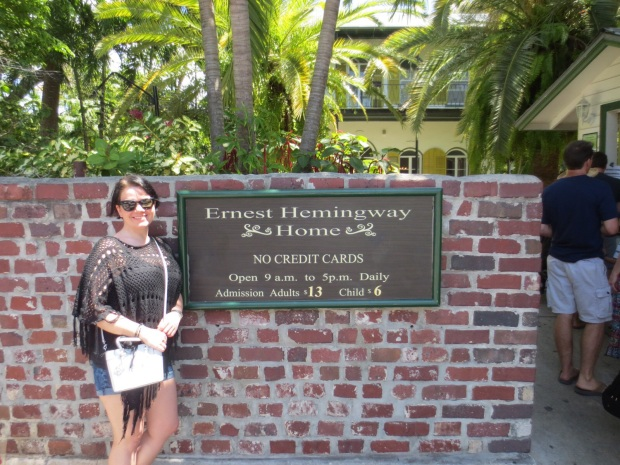 Hemigway's home