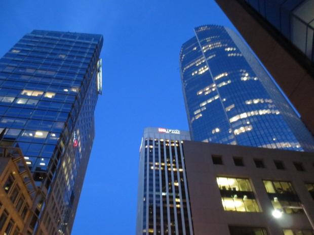 More architecture