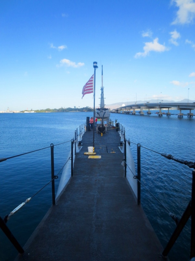 The USS Bowfin