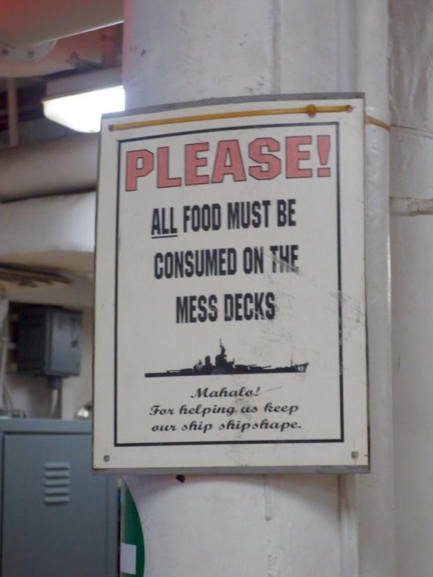 Keep it shipshape!