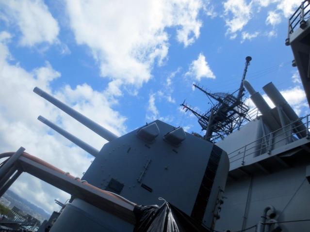 Impressive artillery