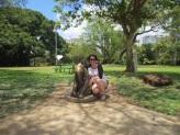 And I got close to an elephant :-P