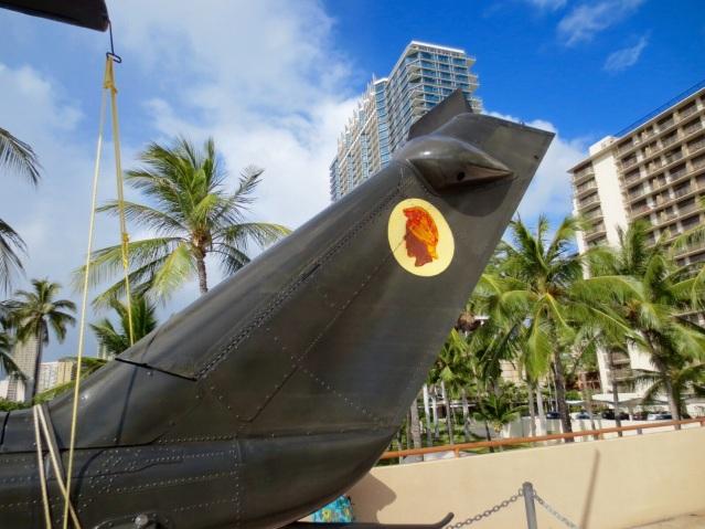 The Hawaiian Ornamentet Cobra :-D (Hawaiian Army National Guard Insignia)