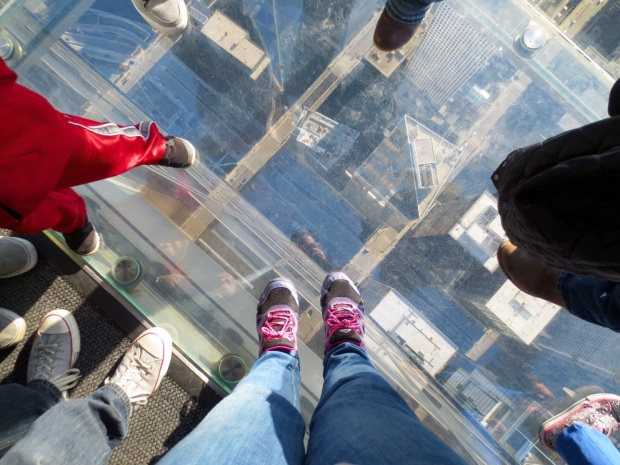 103 stories up...