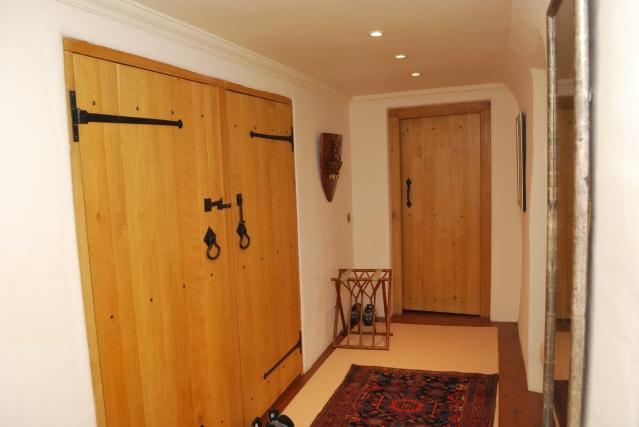 Hallway in to Erskine Bedroom