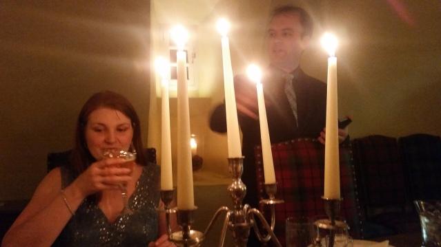 New Year's Dinner speech