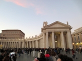 Vatican City architecture - worth the trip in itself