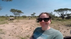 Matopos National Park - Went to see the rhinos