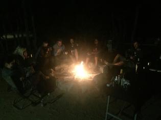 Camp fire nights...