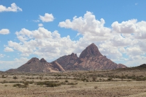 Spitzkoppe, the Matterhorn of Namibia