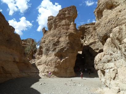 Sesriem Canyon before The Fall