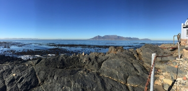 Oh, look! Table Mountain