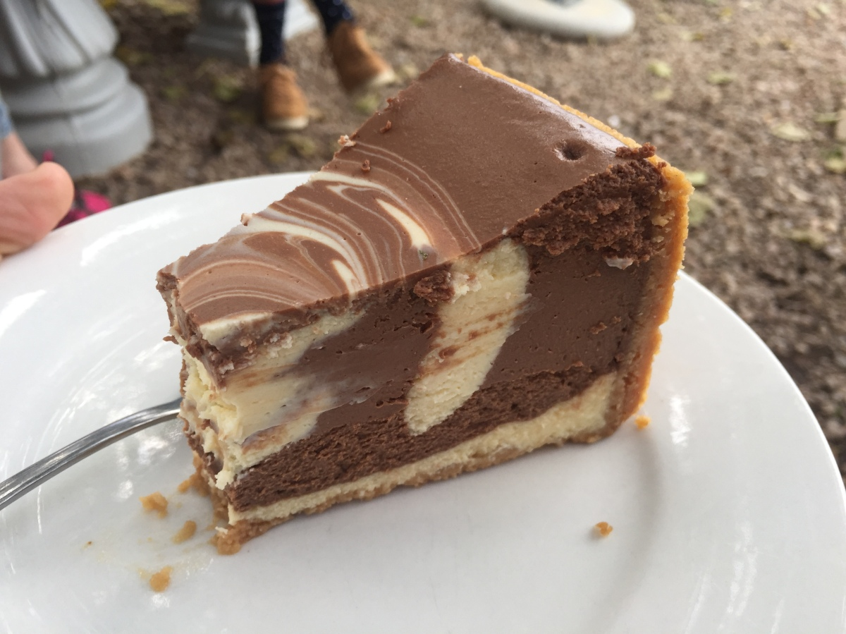 The best cheese cake in South-Africa five years in a row.