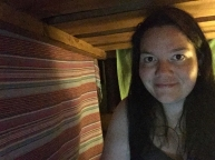 Back in my fort! <3