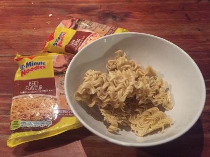 My dinner....