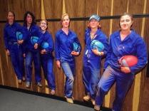Underground astronauts