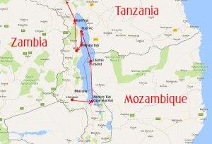 Malawi Route