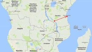Mbeya to Dar es Salaam
