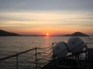 Sunset on the Ilala