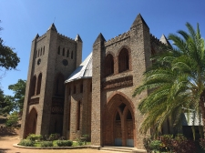St. Peter's Church on Likoma