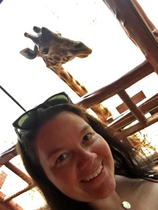 Giraffe Centre Nairobi