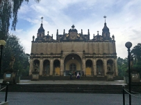 The Holy Trinity Cathedral in Addis Ababa