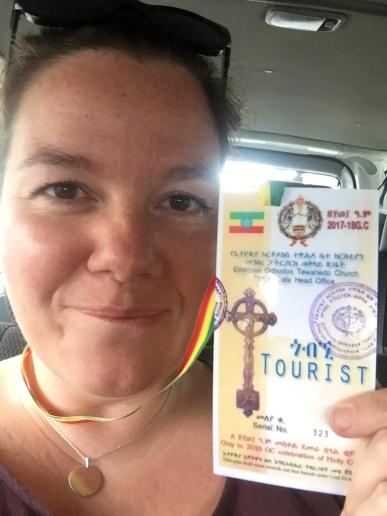 """Tourist""... Yeah..."