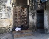 People having siesta