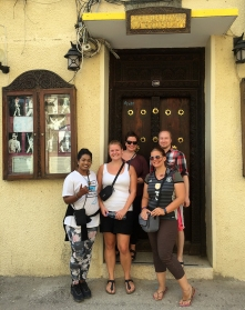 "Found my tour group and we found ""Mercury House"" again *lol*"