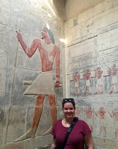 5000 year old hieroglyphs