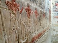Kagemni's tomb - 5000 year old hieroglyphs