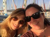 Jennifer and I