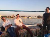 Basil, Jason and Ben