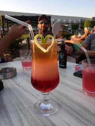 """Special drink"""
