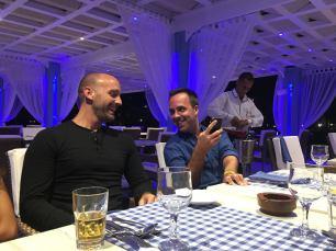 Ryan & Basil