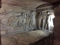 The catacombs of Alexandria