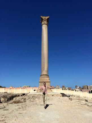 Pompay's Pillar Jason