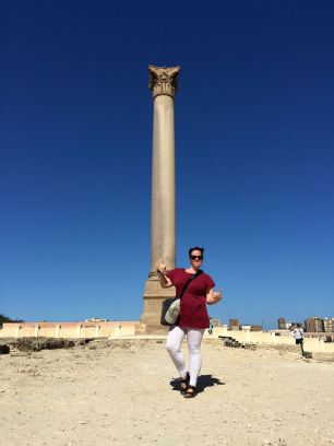 Pompay's Pillar Annie