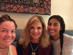 Annie, Jennifer, Fabiola