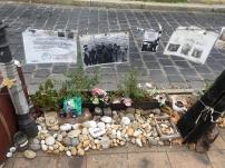 """The """"False memorial"""""""