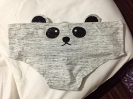 And I bought some panties with a panda on them. Because FYesh!