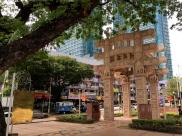 Torana gate